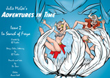 Julie McGee's Adventures in Time Issue #2 Cover Thumb