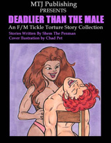 Deadlier than The Male #1 Cover Thumb