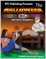 THE HALLOWEEN PARTY Cover Thumb