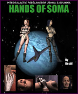 Hands of Soma #1 Cover Thumb