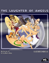 THE LAUGHTER OF ANGELS Cover Thumb