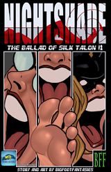NIGHTSHADE: The Ballad of Silk Talon #2 thumb