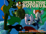 OPERATION ROTORUA #1 Cover Thumb