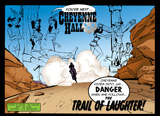 PULP TICKLES: THE TRAIL OF LAUGHTER! Cover Thumb