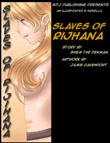SLAVES OF RIJHANA Cover Thumb