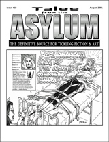 TALES FROM THE ASYLUM 19 Cover Thumb