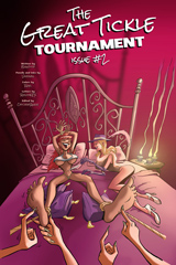 The Great Tickle Tournament #2 Cover Thumb