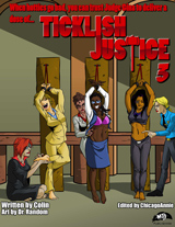 TICKLISH JUSTICE #3 Cover Thumb