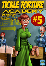 TICKLE TORTURE ACADEMY #05 thumb