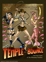 THE TEMPLE OF BOUNCE Cover Thumb