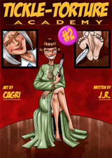 TICKLE TORTURE ACADEMY #02 Cover Thumb