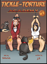 TICKLE TORTURE ACADEMY #03 thumb