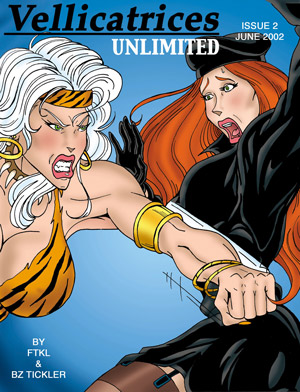 Vellicatrices: Unlimited #02 cover thumb