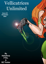 Vellicatrices: Unlimited #08 Cover Thumb