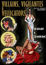 VILLIANS, VIGILANTES, AND VELLICATORS Cover Thumb