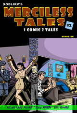 Xodlirv's MERCILESS TALES #02 Cover Thumb