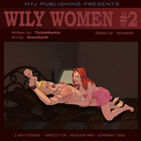 Wily Women Vol.2 Cover Thumb