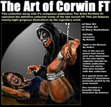 THE ART OF CORWIN FT Cover Thumb