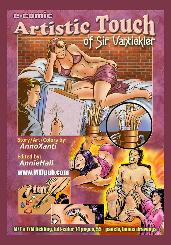 Artistic Touch of Sir Vantickler Cover Large