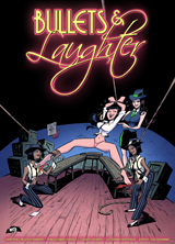 Bullets & Laughter #1 Cover Thumb