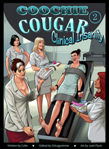 Coochie Cougar #2: Clinical Insanity! Cover Thumb