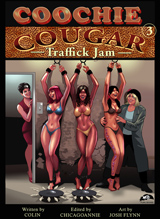 Coochie Cougar #3: TrafficK Jam! thumb