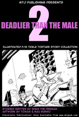 Deadlier than The Male #2 Cover Thumb