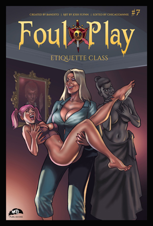 Foul Play 7: Etiquette Class cover thumb