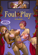Foul Play #2: Severance Cover Thumb
