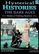 Hysterical Histories #1: The Dark Ages Cover Thumb