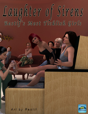 LAUGHTER OF SIRENS #1 cover thumb