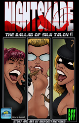 NIGHTSHADE: The Ballad of Silk Talon #1 Cover Thumb