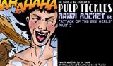 PULP TICKLES: Attack of the Bee Girls Part 2 Cover Thumb