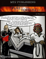 PURE TORTURE #3 Cover Thumb