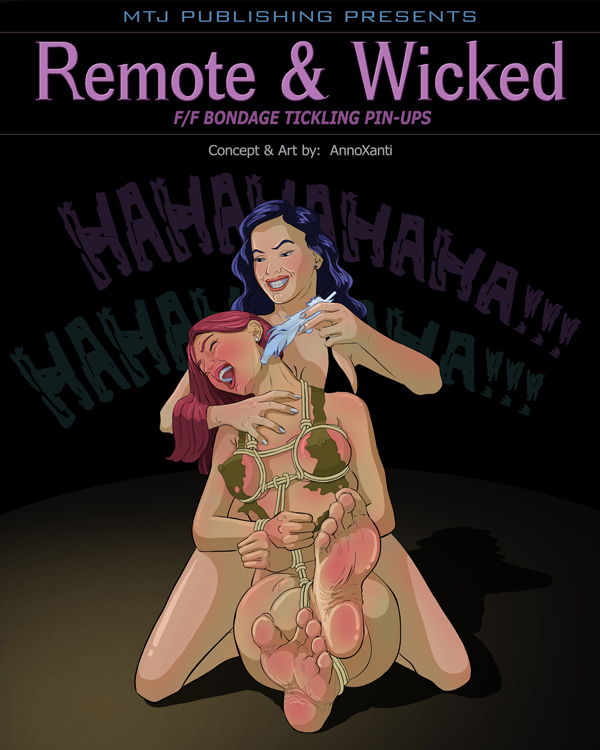 Remote & Wicked #01 Cover Large