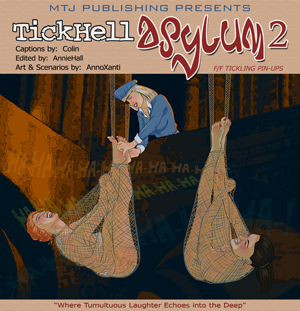 TICKHELL ASYLUM #2 cover thumb