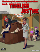 TICKLISH JUSTICE #1 Cover Thumb