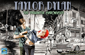 TAYLOR DYLAN: The Druantia Chronicles cover thumb